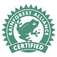 Rainforest Alliance Certified logo